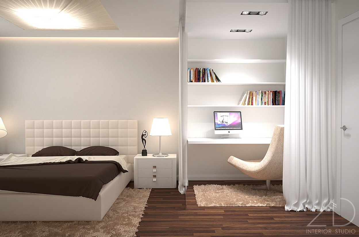 Impressive ideas for modern bedrooms 2014 home designs project - Impressive bedroom desain ...